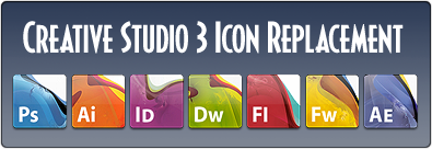 Adam Bretts CS3 Icons